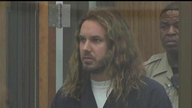 Rocker Charged With Murder-For-Hire Posts Bail