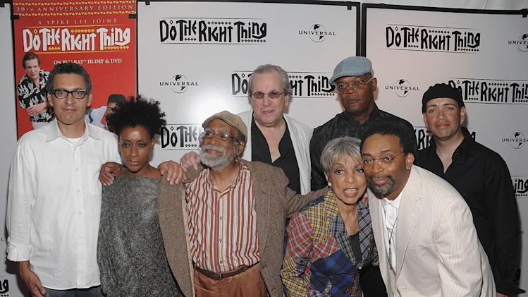 Do the right thing 20th Anniversary Screening 2009