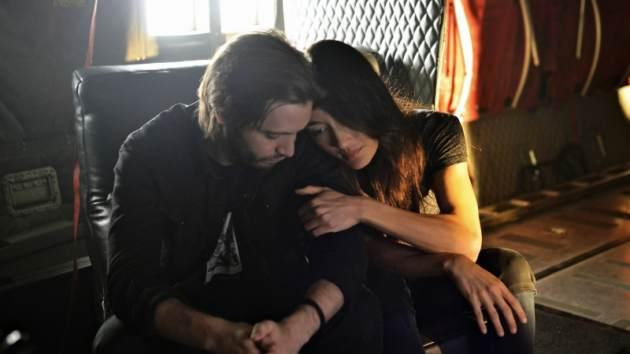 Aaron Stanford as Birkoff and Maggie Q as Nikita in the 'Set-Up' episode of 'Nikita' -- The CW