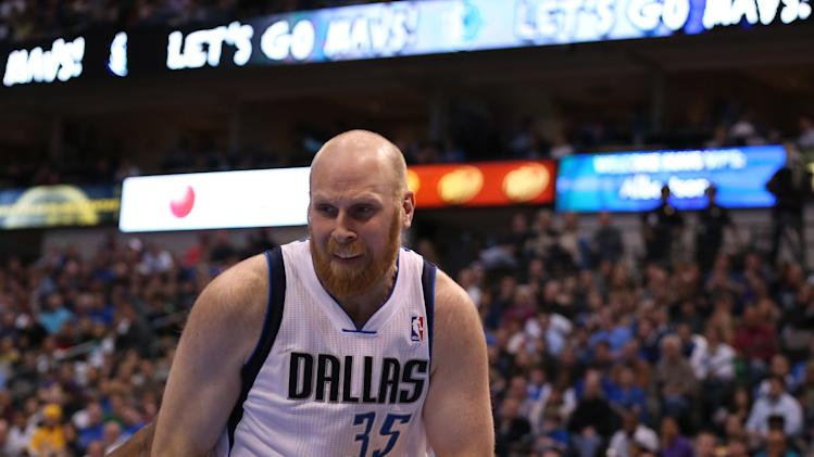 NBA: Los Angeles Lakers at Dallas Mavericks