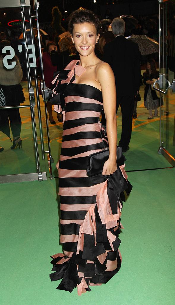 Alice in Wonderland UK Premiere 2010 Eleanor Gecks