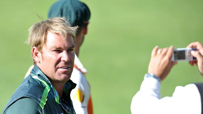 Shane Warne fell out with Steve Waugh years ago with Warne still holding a grudge after Waugh played a part in his axing on the 1999 tour of the West Indies