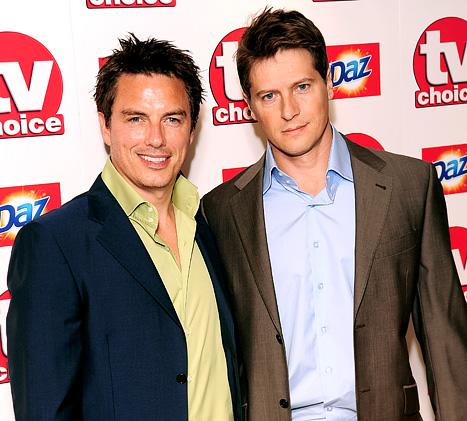 John Barrowman, Doctor Who Star, Gets Married to Partner of 20 Years Scott Gill