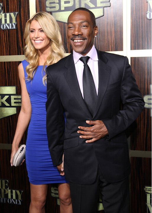 Paige Butcher and Eddie MurphySpike TV's 'Eddie Murphy: One Night Only' at the Saban TheatreBeverly Hills, California - 03.11.12Mandatory Credit: Bridow/WENN.com