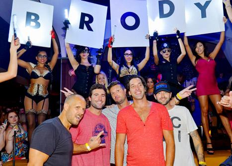 Brody Jenner Celebrates 30th Birthday With Beach-Themed Las Vegas Bash With Pals