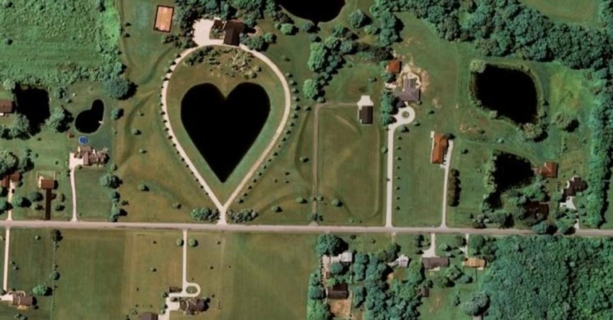 15 Craziest Things Seen on Google Earth