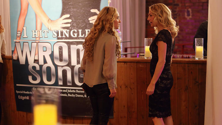 """Nashville"" -- ""You Win Again"" HAYDEN PANETTIERE, SYLVIA JEFFERIES"