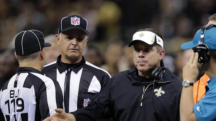 Payton encouraged by Saints' ability run the ball