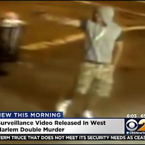Police Release Surveillance Video In Deadly West Harlem Shooting
