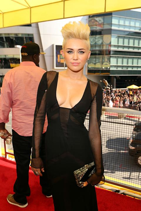 2012 MTV Video Music Awards - Red Carpet