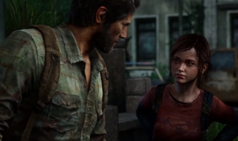 ellie last of us