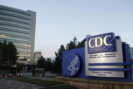 A general view of Centers for Disease Control and Prevention (CDC) headquarters in Atlanta