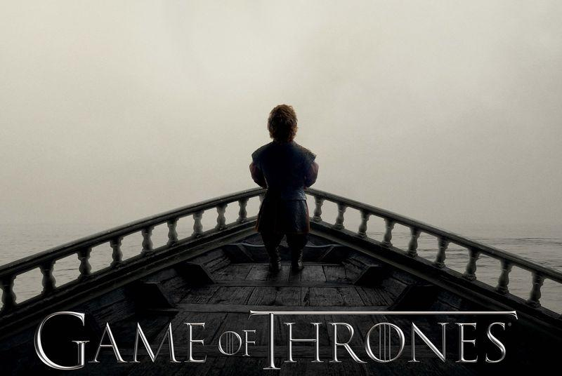 The first poster for Game of Thrones season 5 is truly epic