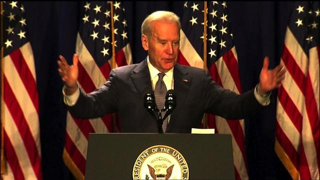 Joe Biden: GOP trying to steal credit for the economic recovery