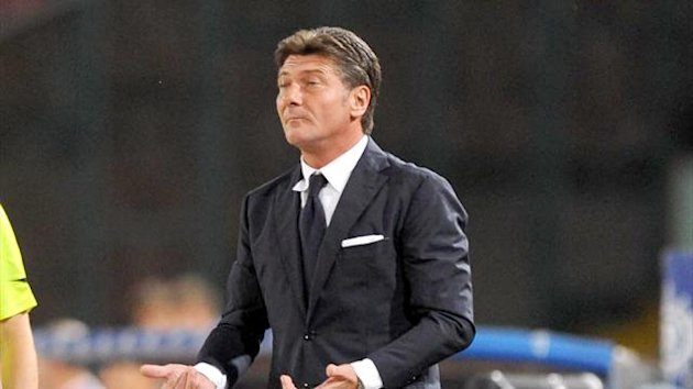 Football Serie A 2012-2013 Napoli Mazzarri