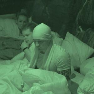 Big Brother - Getting Under the Covers - Live Feed Highlight