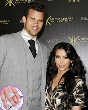 Kris Humphries Auctioning Off Kim Kardashian's Giant Engagement Ring