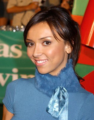 Giuliana DePandi at the Hollywood premiere of Dreamworks' Surviving Christmas
