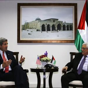 Kerry Sees Israeli, Palestinian Deal Possible By End Of April