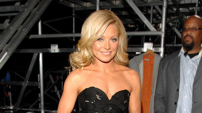 Kelly Ripa at the 5th Annual TV Land Awards.