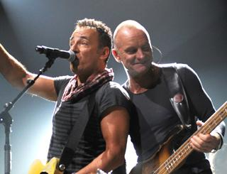 pst Springsteen Sting