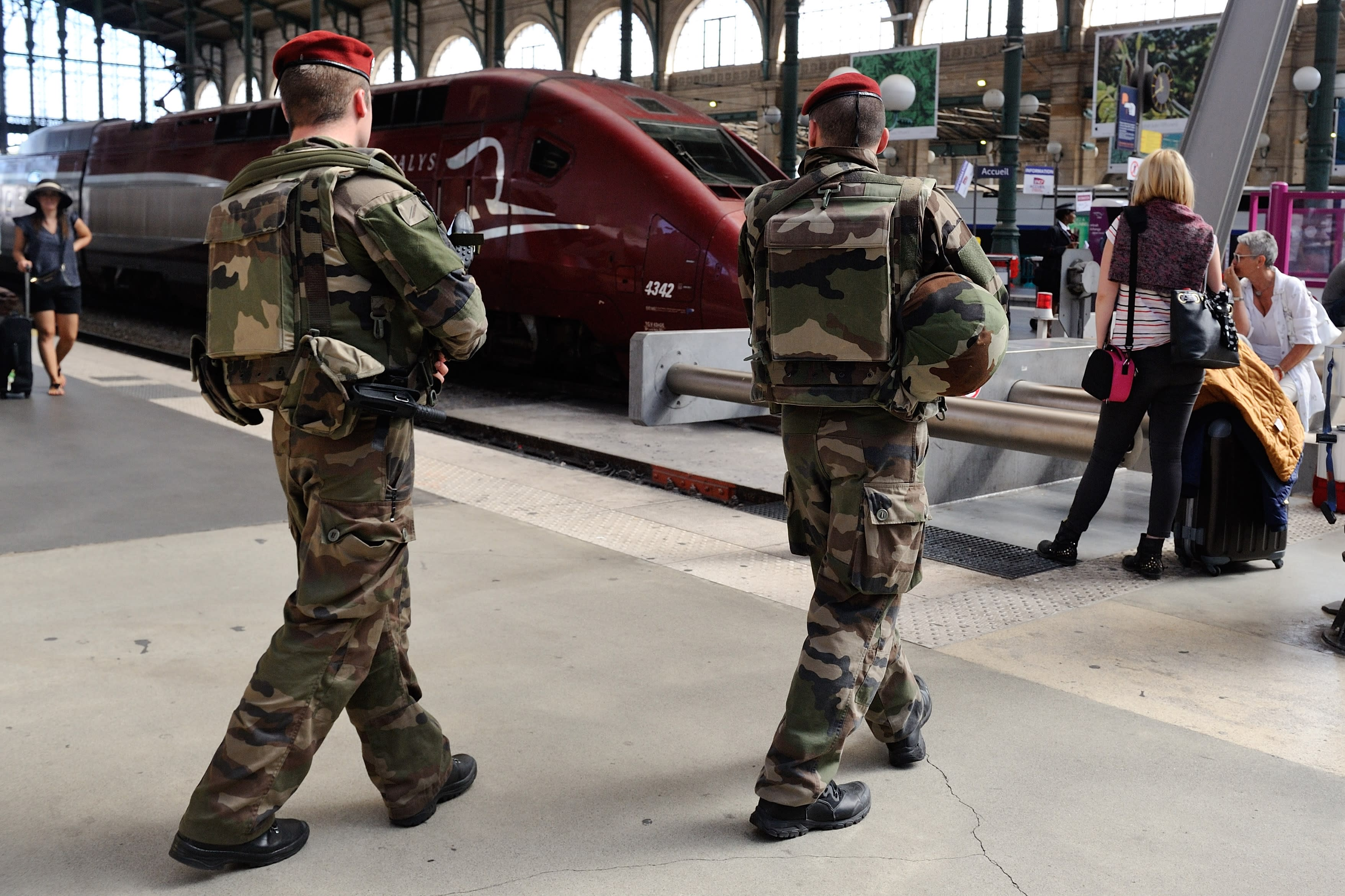 More ID, bag checks on Europe's trains after foiled attack
