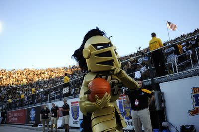 UCF is putting a big fake beach in its football stadium