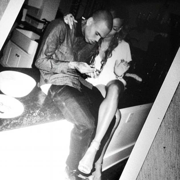 Rihanna Defends Chris Brown: 'Things Are Different Now' photo 2