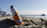 Banana Boat Sunscreen Recalled Over Fire Risk