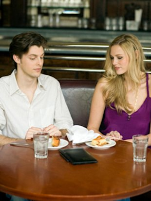 Date tip: Don't ignore the bill when it comes.