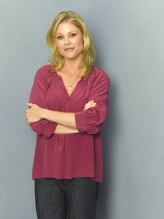 "Julie Bowen in the ABC series ""Modern Family"""