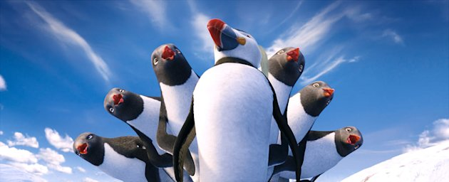 Happy Feet Two 2011 Warner Bros. Pictures