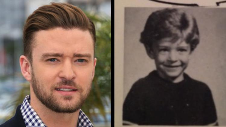 Justin Timberlake's early dream job