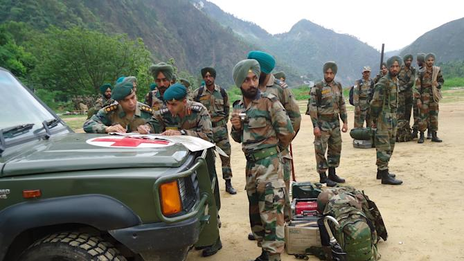 Rescue Operations To Evacuate Stranded People In Uttrakhand And Himachal Pradesh