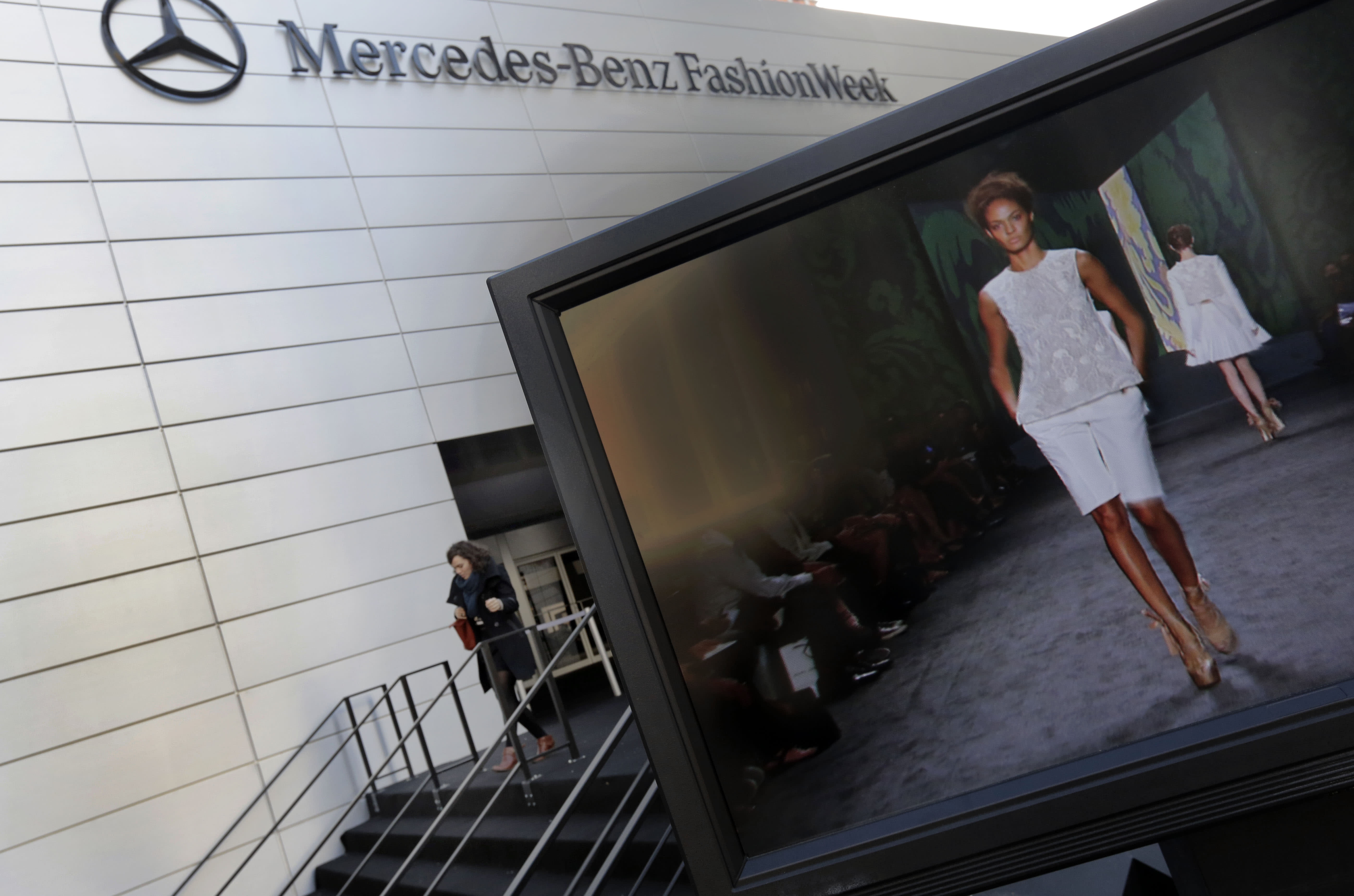 New York Fashion Week booted out of Lincoln Center