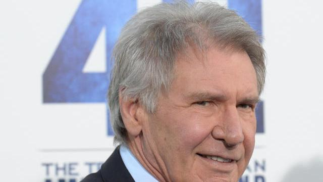 """Harrison Ford on """"42"""" film: """"Baseball is a metaphor for America"""""""