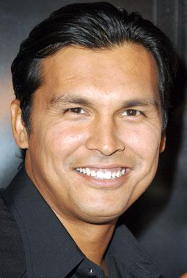 Adam Beach at the Los Angeles premeire of DreamWorks Pictures' Flags of Our Fathers