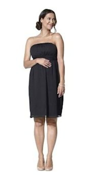 Cute maternity dress, Target.com, $32