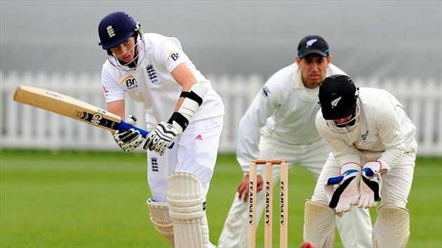 Joe Root struck 179 against the New Zealanders