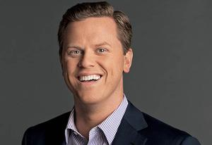 Willie Geist | Photo Credits: MSNBC