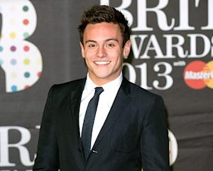 Tom Daley Initiated Romance With Boyfriend Dustin Lance Black: Love at First Sight!