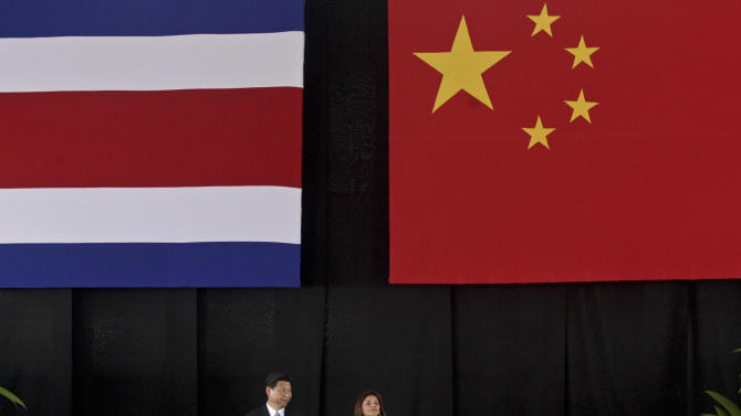 China gives Costa Rica $900M credit for refinery