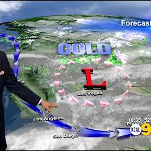 Rich Fields' Weather Forecast (Dec. 2)