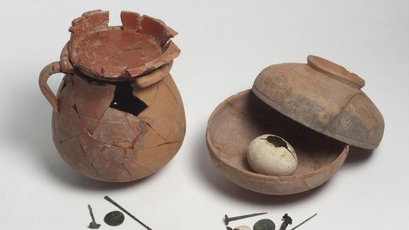 Ancient People Fought Demons and Disasters with Eggs