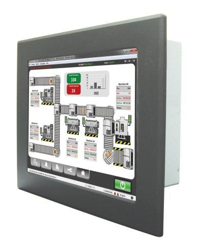 AIS Expands HMI Panel PC Line with Windows Embedded 8 Support in One Trusted Platform Designed for Building Control and Monitoring Systems