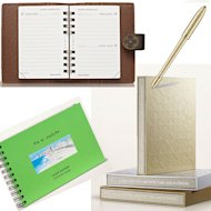 Louis Vuitton To Launch Designer Stationery: HOORAY!