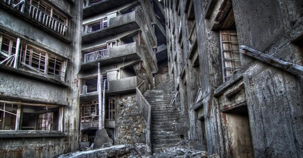 The Way Abandoned Places Decay Is Just Eerie