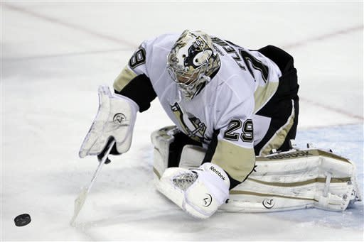 Malkin gets winner in Penguins' win over Panthers