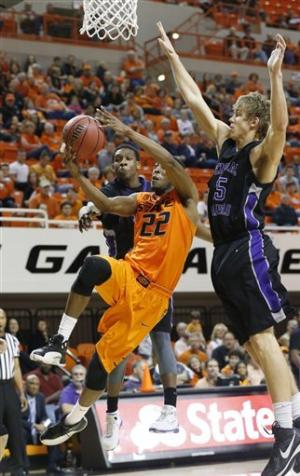 No. 24 Cowboys run past Central Arkansas 91-63
