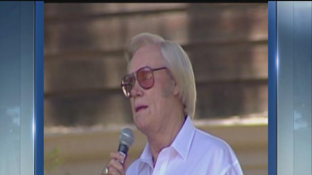 Country star George Jones dies at 81